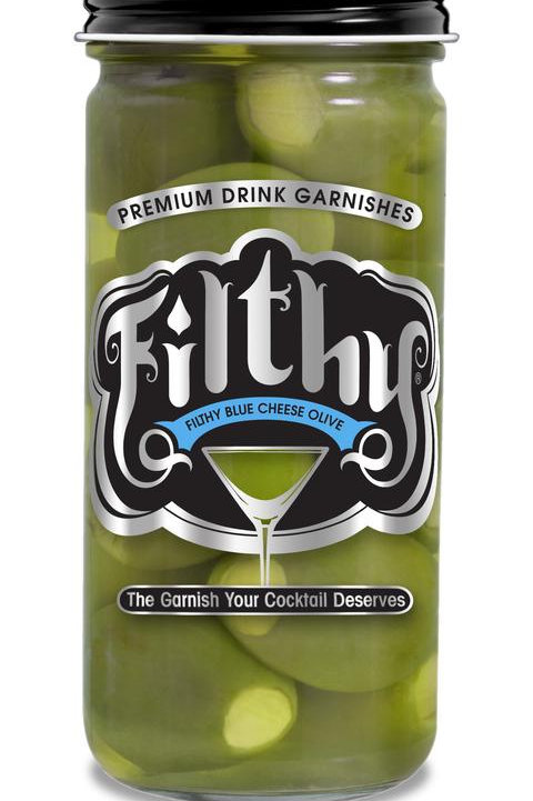 Filthy Blue Cheese Olive - 5 oz