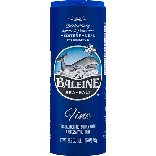 La Baleine Sea Salt Fine - 26.5 oz