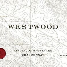 Westwood Winery Chardonnay 2017 - 750 ml