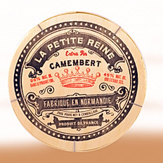 La Petite Reine Camembert, Full Wheel, 8.8 oz