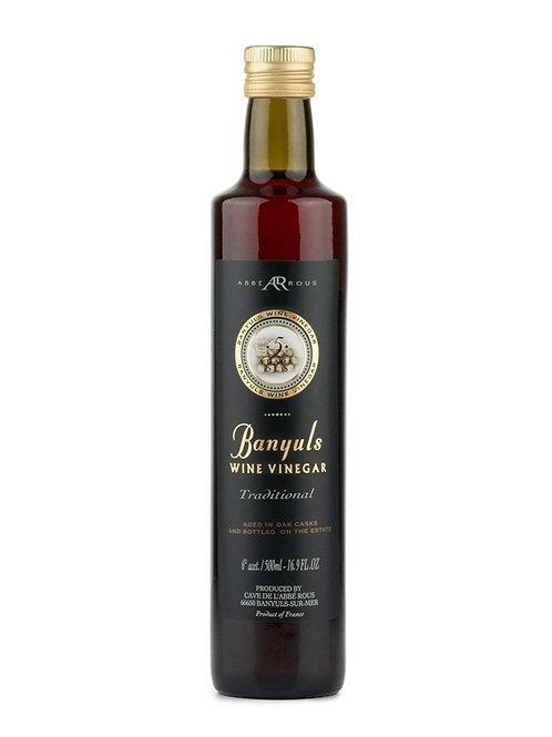 Banyuls Wine Vinegar, Traditional - 500 ml