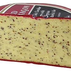 Red Dragon Cheddar w/ Mustard Seeds - 7 oz