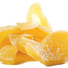Crystallized Ginger - 6 oz