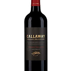 Callaway Cellar Selections Cabernet 2018 - 750 ml