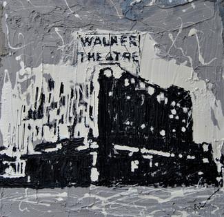 Tribute to Madam Walker Theater 24 x 24