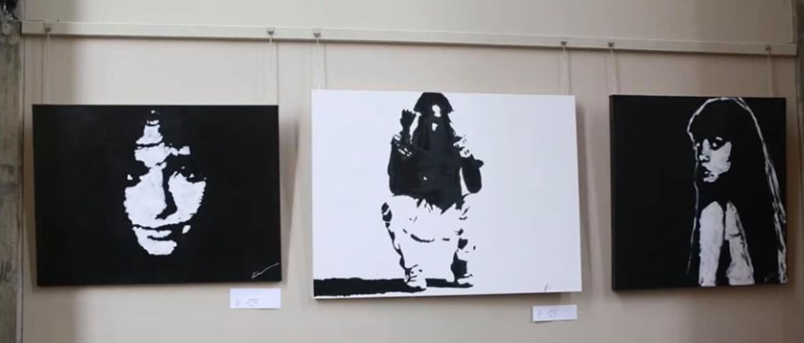 Art Exhibition-Clowes Hall/Butler Univer
