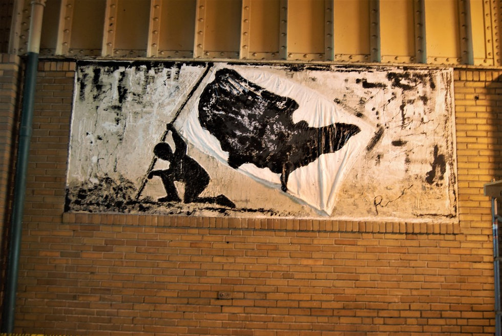 New-Nation-Mural-by-Artist-Rebecca-Robinson-June-2020-Union-Station-6ft-by-20ft-concrete-t