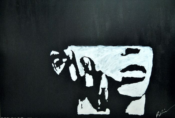Foresight/Acrylic on Canvas