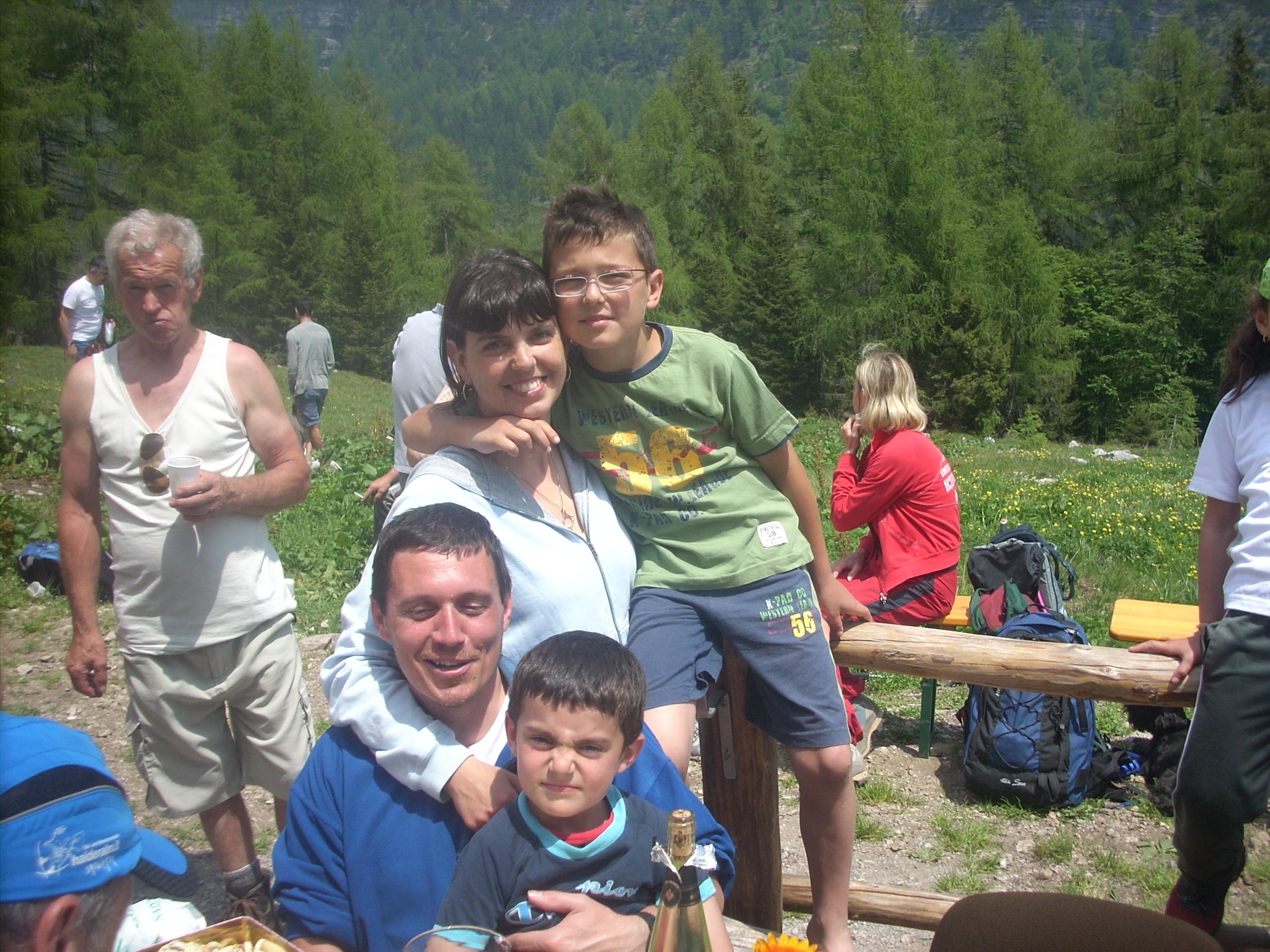 La mia splendida famiglia