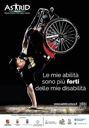 Diritto - park disabili