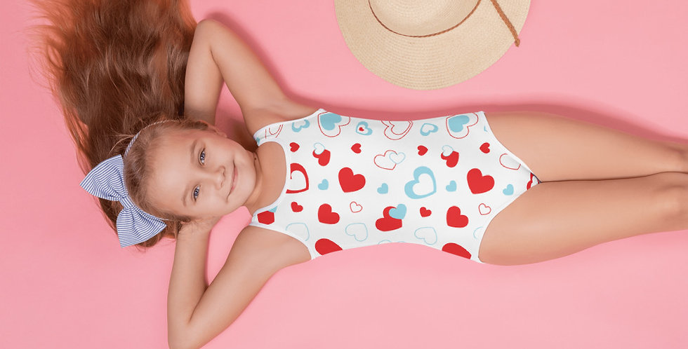 Soulpal All-Over Print Kids Swimsuit
