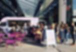 ice cream truck event hire london
