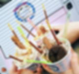 Pan-n-Ice ice cream rolls