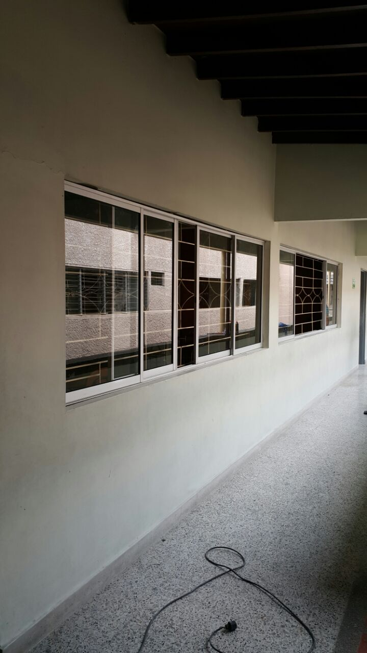Cambio de sistema de ventana