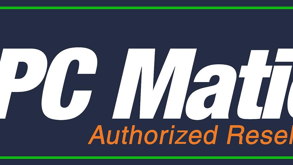 PC Matic Anti-virus Malware protection