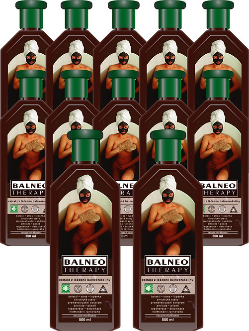 Paket Balneo Natural se žraločím olejem