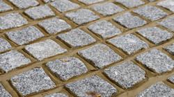 Granite Cobbles -Walton On Thames