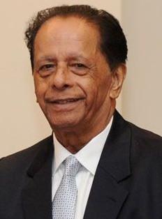 Mauritian Prime Minister Sir Anerood Jugnauth