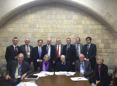 Chagos Islands All-Party Parliamentary Group meeting: Coordinator's Summary