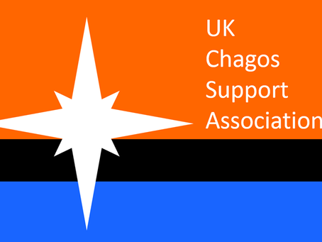 UK Chagos Support Association Annual General Meeting (AGM) 2018