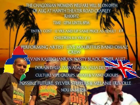 Chagossian Cultural Fair