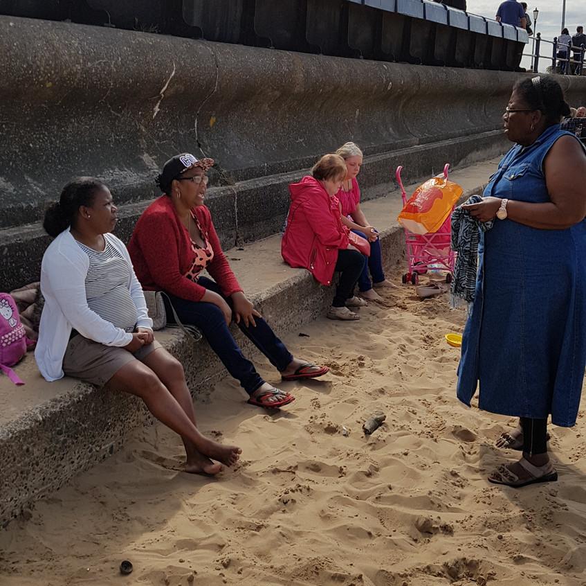 Chagossian community in Manchester