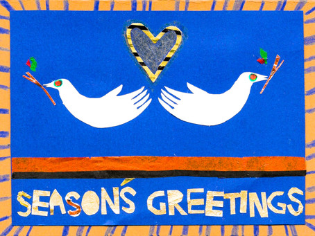 Get your Chagos Christmas cards