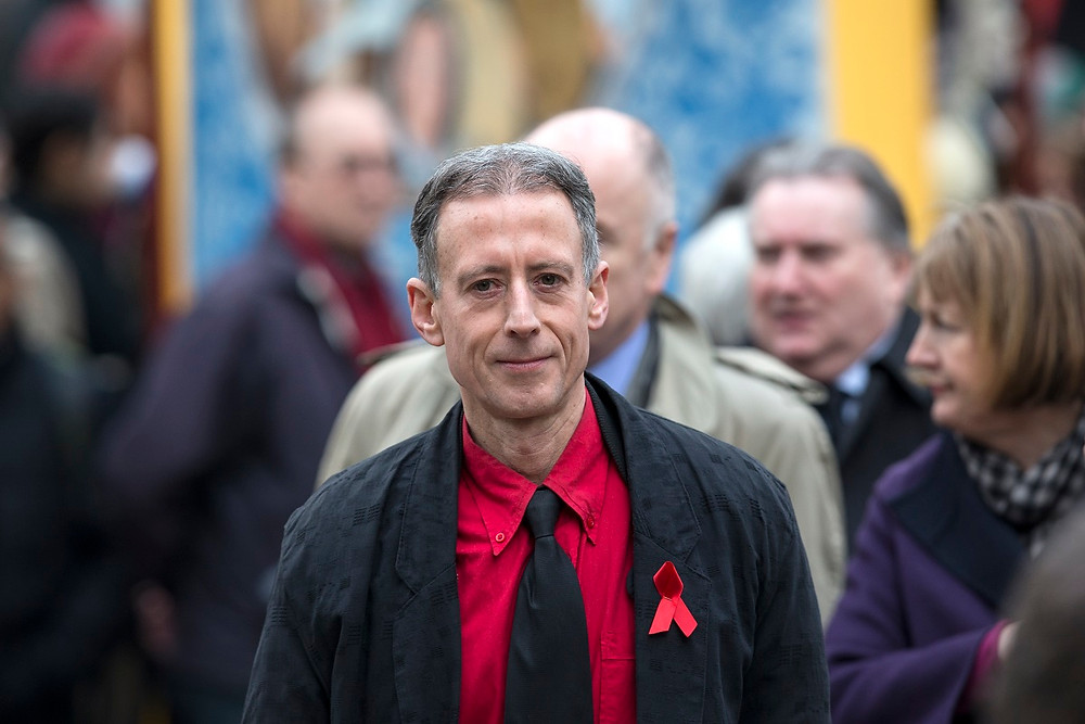 Peter Tatchell, Founder of the Peter Tatchell Foundation
