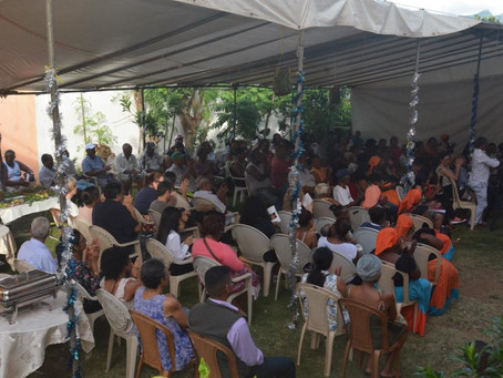 CHAGOS: Cultural Heritage Across the Generations project update