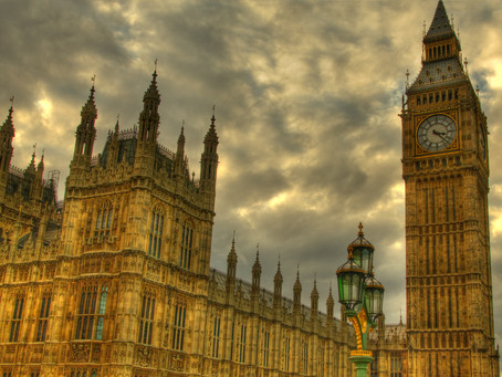 Chagos in Parliament: Weekend Round Up