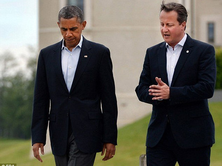 Obama & Cameron to discuss Chagossian future