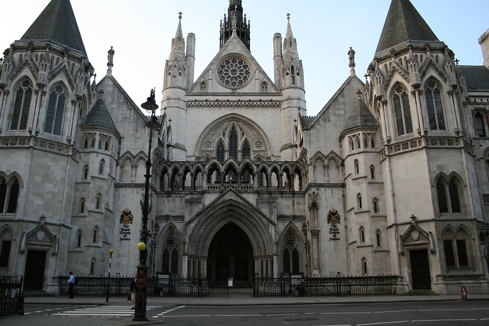 The High Court, London