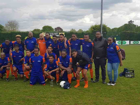 Chagos National Football team in historic win