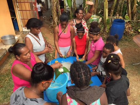 CHAGOS: Cultural Heritage Across the Generations