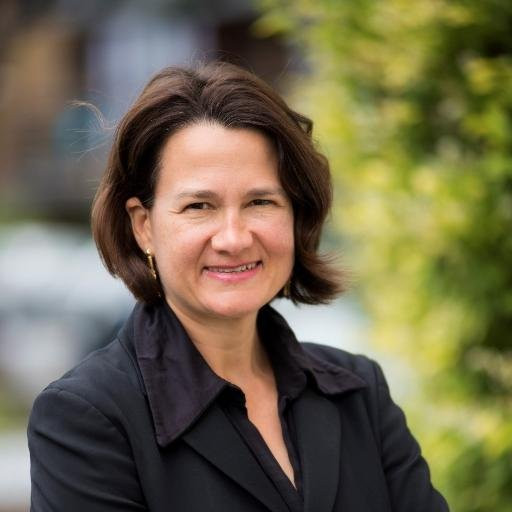 Catherine West, one of the MPs who visited the islands
