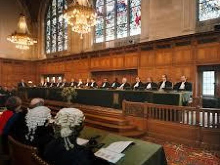 International Court of Justice Chagos hearing concludes