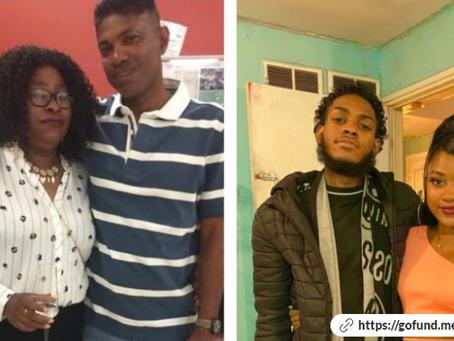 Chagossian family's fire trauma