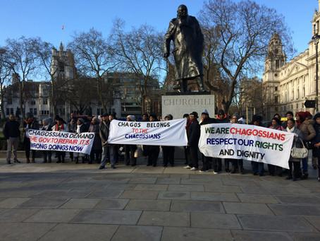 Chagos Citizenship Bill media round-up
