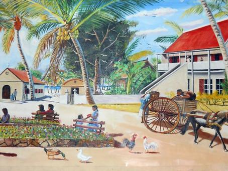 Sangren: New Exhibition from Chagossian Artist Clement Saitous