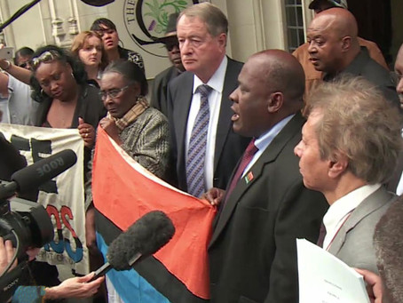 Chagos Refugees Group leader Olivier Bancoult on anniversary of refusal to support Chagos Return