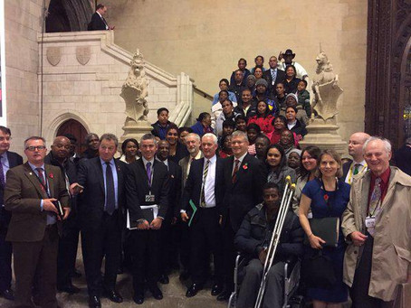 Chagos All Party Group meeting: Coordinator's Summary