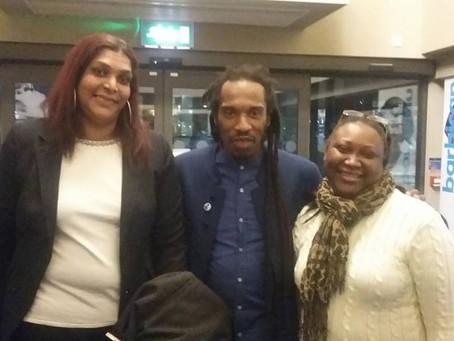 John Pilger & Benjamin Zephaniah join Chagossian call for justice