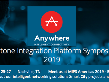 Anywhere Networks is exhibiting at MIPS 2019