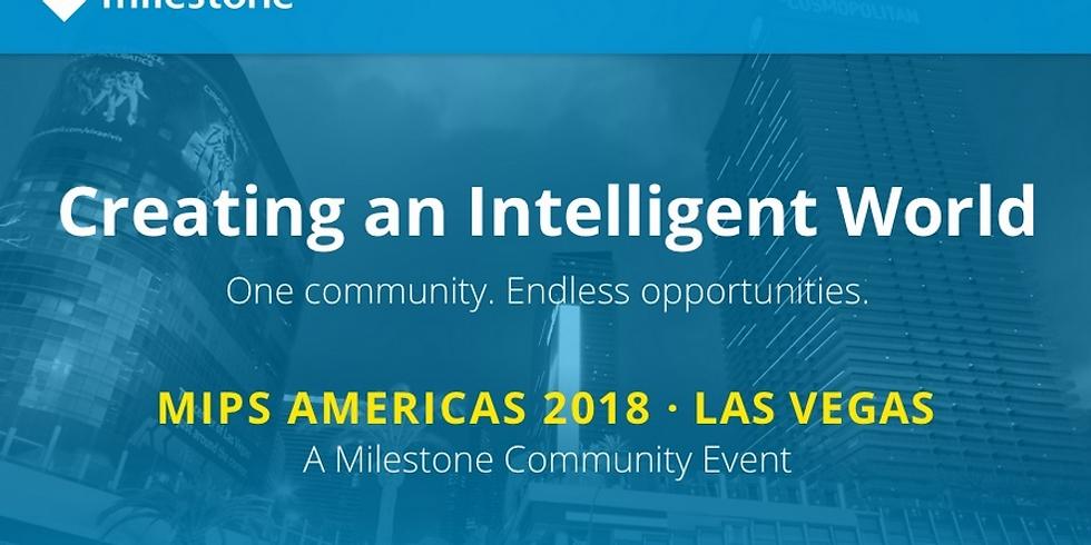 Americas Milestone Integration Platform Symposium | Feb 19-22, 2018