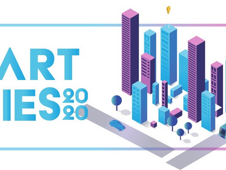 Anywhere Networks Event Partnership At The Smart Cities 2020 Virtual Conference