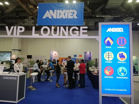 Anywhere Networks at Anixter's Smart Cities & Buildings Asia (SCB/BEX)