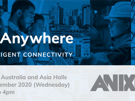 Anywhere Networks Exhibits At Anixter's Virtual Engagement Center