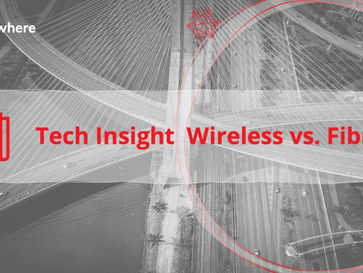 Wireless Network Infrastructure vs Fibre Cabling Technical Insight Paper