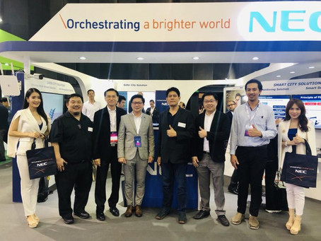 Anywhere Networks at ASEAN Smart Cities Network Conference & Exhibition 2019