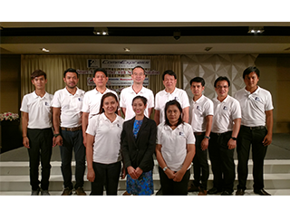 The CommExpress Team